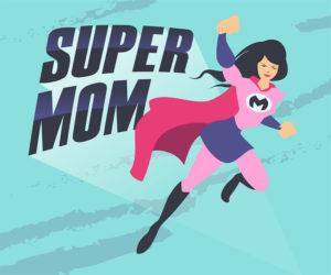 super mom blog